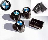 UG x4 Kappen Logo BMW Reifen Felgen Auto