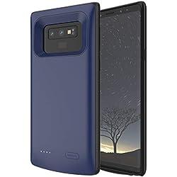 Blling 5000mAh Batterie étendue téléphone Couverture de Charge pour Samsung Galaxy Note 9