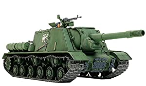 Tamiya 300035303 - Maqueta de Carro de Combate Ruso JSU-152 (Escala: 1:35, época: 2ª GM)
