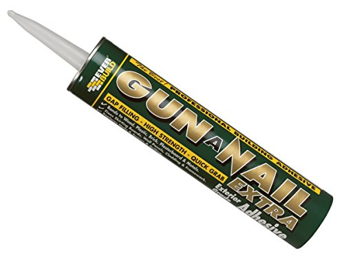 Everbuild Gun A Nail Adhesive Extra C4