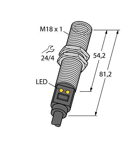 3081125-m18tip8, capteurs de température Capteur infrarouge