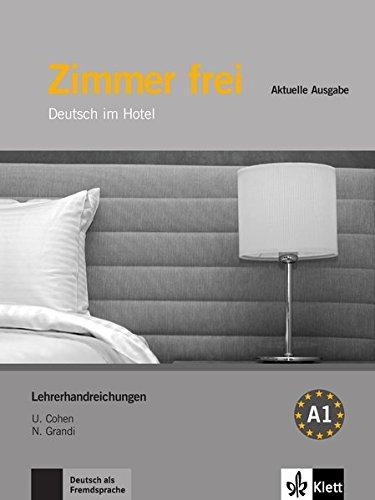 Zimmer Frei - Aktuelle Ausgabe: Lehrerhandreichungen por Ulrike Cohen