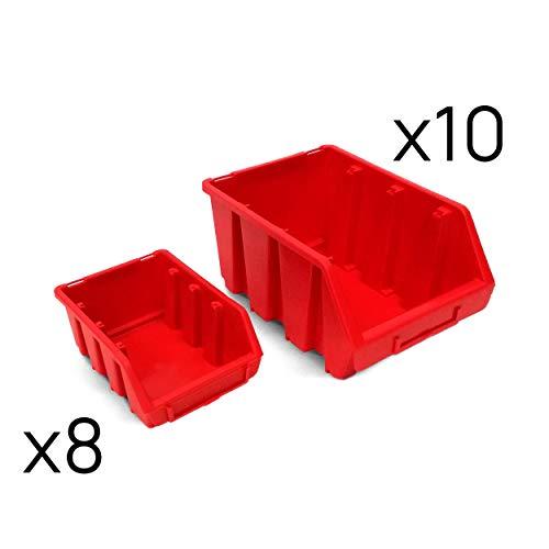 Stapelbox  <strong>Größe</strong>   L