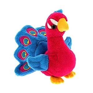 Mercier Toys 65867 - Peluche, Color Azul y Rosa