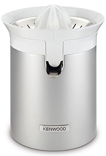 Kenwood CPP400TT Exprimidor bidireccional, con 2 tamaños de cono 220 W, Acero Inoxidable, Plata
