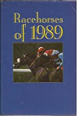 Racehorses of 1989 Hardcover