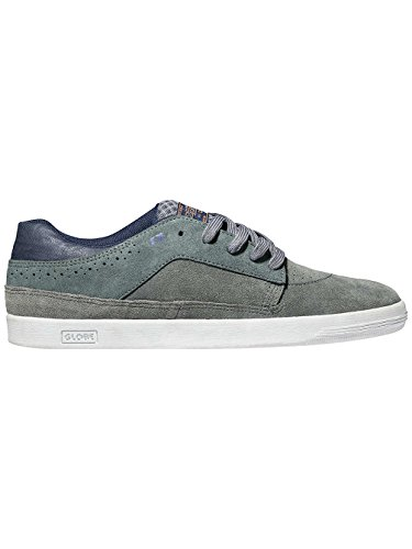 Globe The Delta, Chaussures de skate homme Charcoal Navy