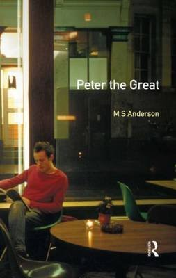 [Peter the Great] (By: M.S. Anderson) [published: July, 2004]