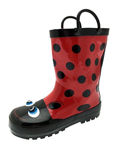 Lora Dora Girls 3D Character Wellington Boots