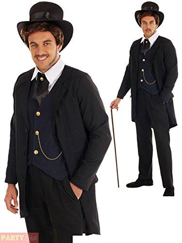 Victorian Men's Costume History Fancy Dress