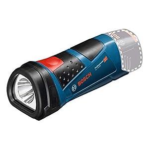 41Eym27LNKL. SS300  - Bosch Professional GLI 12V-80 - Linterna a batería (sin batería, 12 V, 80 lúmenes, en caja)