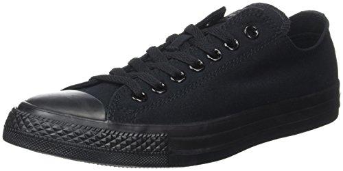 Converse Chuck Taylor All Star, Unisex Adults' Gymnastics Shoes, Black (Black Monochrome),...