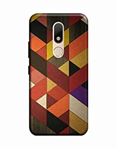 Moto M Back Cover Printed Case / 3D Printed Designer Back Cover For Moto M / Hard Case Cover Motorola Moto M By GISMO