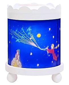 Trousselier 43m30wgb 12V Merry Go Round Little Prince Noche Lámpara