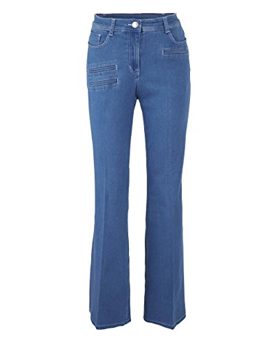 84e71bd758 JD Williams Womens Simply Be Pixie Wide-Leg Jeans - Hafery Fashion