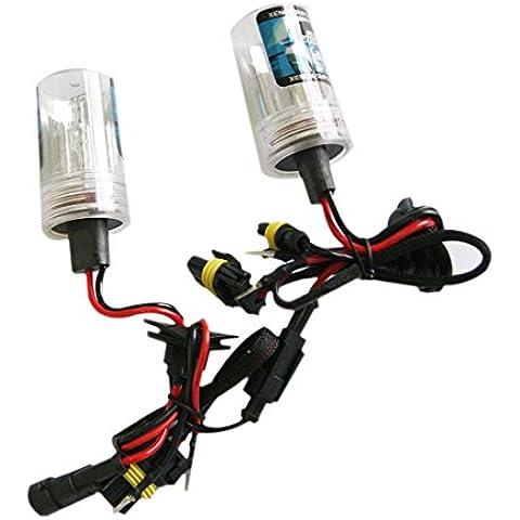 H8, H9 LED Xenon H11, Fog Turn Head Tail-Lampadina HID, 12 V, 35 W, 5,000 K & a