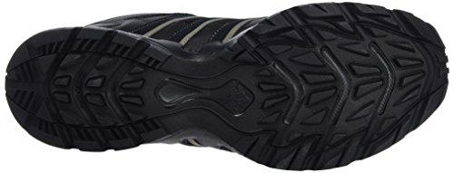 adidas , Herren Sneaker 41.3 Schwarz / Grau