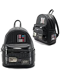 Loungefly Mochila - Licencia Star Wars Darth Vader Cosplay 99402534275