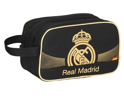 Real Madrid - Neceser con 2 departamentos (Safta 8 11257 518) por Safta