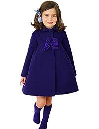 Huhu833 Baby-Kapuzen Mantel, Kinder Baby Mädchen Herbst Winter Mantel Jacke Mantel Dicke Warme Kleidung