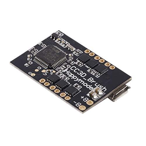 Bomcomi Z-Standby CC3D_Brush für Indoor Racing Drone Flight Controller Board gebürstet Nmo Base