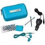 PowerA Explorer Starter Kit, 3DS - accesorios de juegos de pc (3DS, Azul)