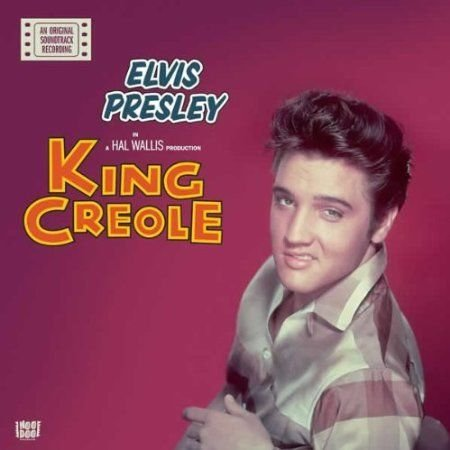 elvis presley with the jordanaires king creole - New Orleans - as long as i have you - lover doll (New Vinyl Orleans)