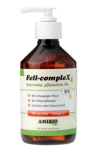 Anibio Fell-Complex 300 ml Ergänzungsfutter für Hunde und Katzen, 1er Pack (1 x 0.3 l)