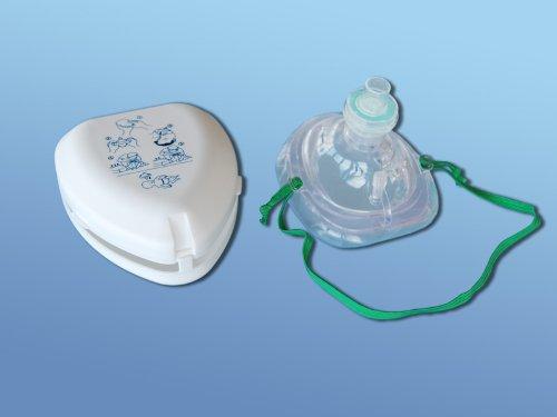 Taschenmaske, Pocketmaske, Beatmungsmaske Dahlhausen