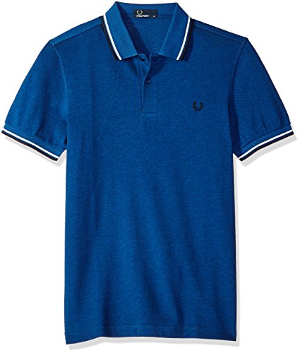 Fred Perry Herren Poloshirt FP Twin Tipped