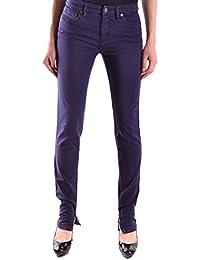 See By Chloé Mujer MCBI273003O Morado Algodon Jeans