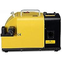 Huanyu MR-X3B - Afilador para máquina de afilar de fresadora (tamaño pequeño, diámetro 6 - diámetro 14 mm, 110 V, rueda de afilado SDC), amarillo