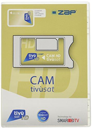 SmarCAM HD tivùsat + Scheda Tivùsat HD