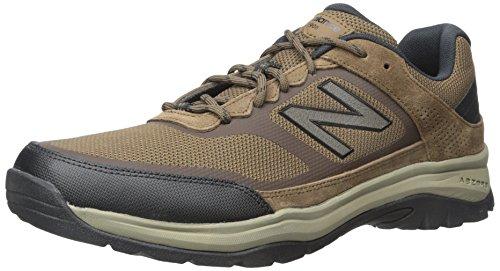 New Balance Men's MW669V1 Walking Shoe Brown