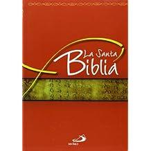 Santa biblia, la (tapa flexible) (Biblias (san Pablo))