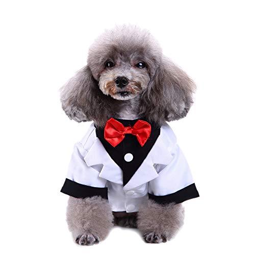 Wicemoon L Traje de La Camisa del Perro para La Ropa del...