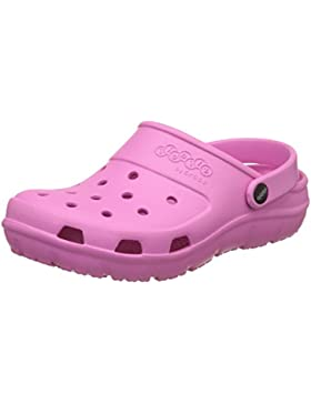 Crocs - Zapatos de cordones de Material Sintético para niña