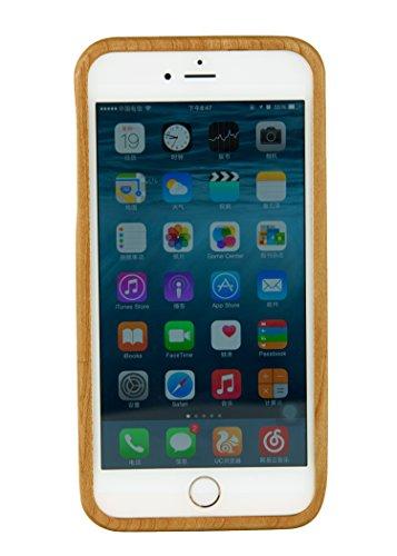 SunSmart iPhone 7 bois Housse iPhone 7 bois étuis pour iPhone 7 4.7'' -14 4.7''-7G-21