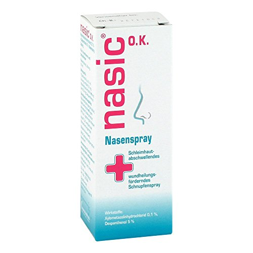 Nasic O.K. Nasenspray, 10 ml Lösung
