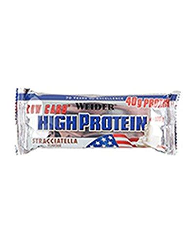 Weider High Protein Bar Barrita de Proteínas Stracciatella