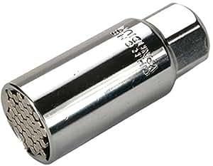"""NBS Werkzeuge Universal Steckschlüssel Einsatz, Multi-Nuss 9-21 mm, 10 (3/8"""") Antrieb geeignet für zoll- und metrische Abmessungen"""