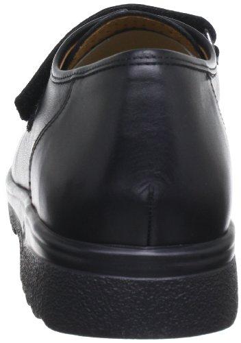 Ganter 5-256011-01000, Chaussures basses homme Noir (Schwarz 0100)