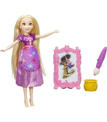 Hasbro Disney Princess B9148 Aktywna księżniczka Roszpunka B9146