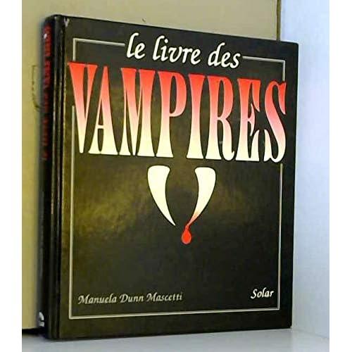 LIVRE DES VAMPIRES