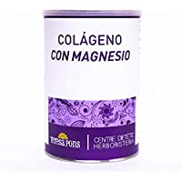 Colágeno con Magnesio 300gr Teresa Pons, Vitaminas, A hialurónico, ...