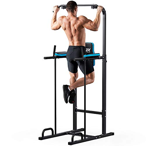JX FITNESS Power Tower (Nero)
