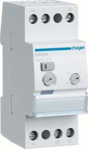 Preisvergleich Produktbild Hager EVN004 Ferndimmer 500W Komfort universal