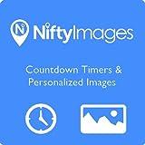 NiftyImages   Countdown-Timer und personalisierte Bilder   50,000 Eindrücke