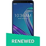 (Renewed) Asus Zenfone Max Pro M1 ZB601KL-4D103IN (Blue, 6GB RAM, 64GB Storage)