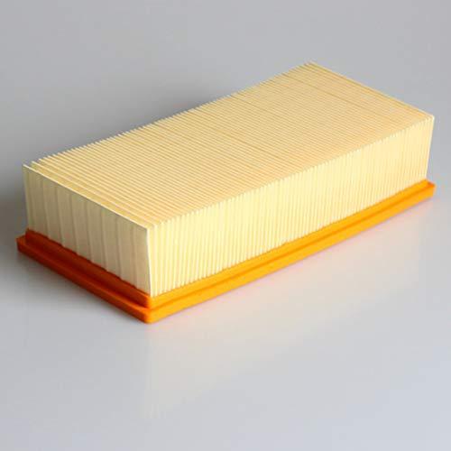 LouiseEvel215 Hochleistungs-Ersatzfilter für Kärcher-Staubsauger-Filterelement NT65 / 2NT72 / 2NT75 / 2 zum Reinigen von Geräteteilen -